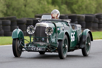 Aston Martin Owner's Club Racing Day at Oulton Park 2014