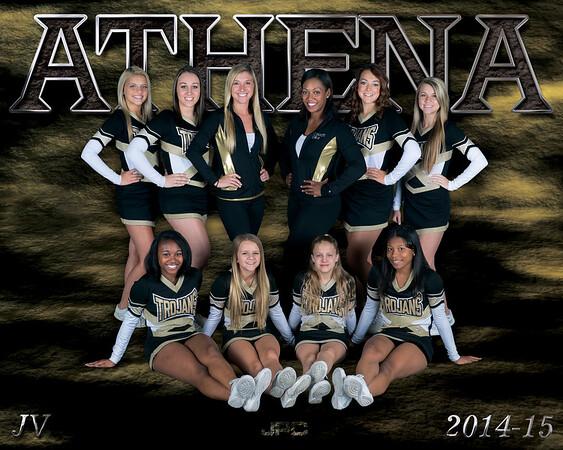 Athena Team 8x10