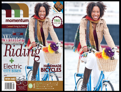 My Published Work....December 2012 Winter Issue.  www.momentummag.com