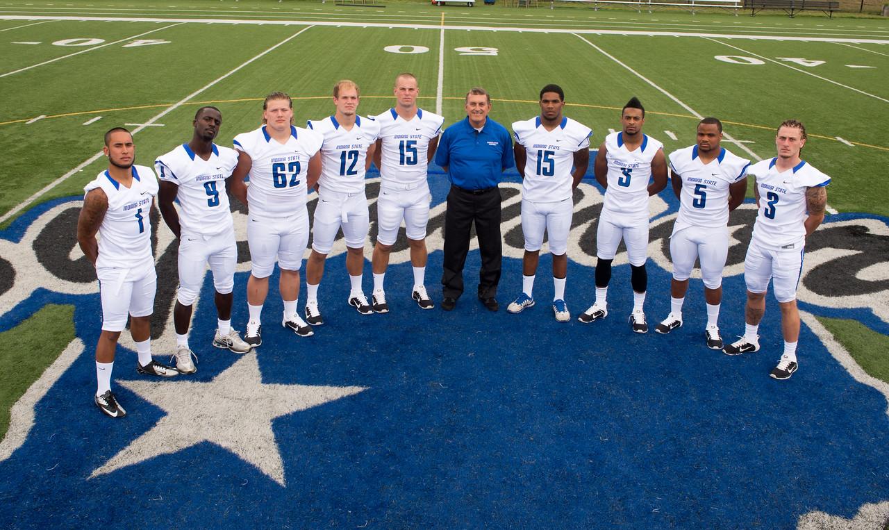 Football team 2014