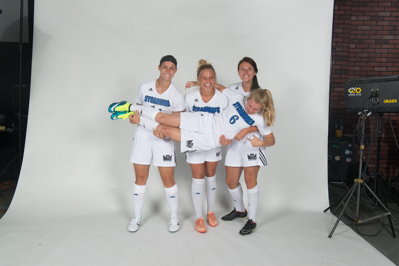 Soccer team promotional