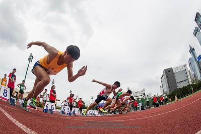 Athletics - 田徑