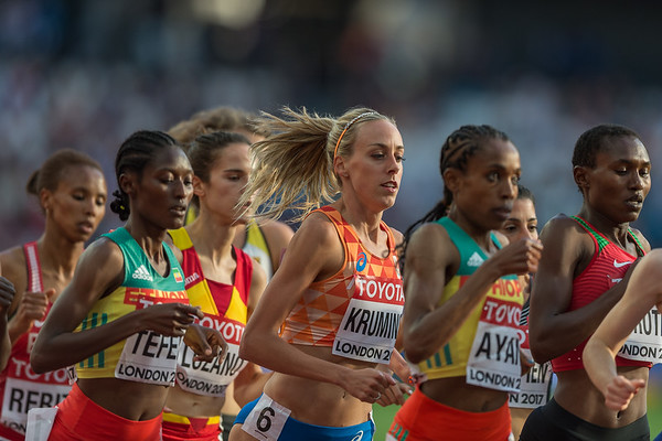 16th IAAF World Athletics Championships London 2017 - Day 7
