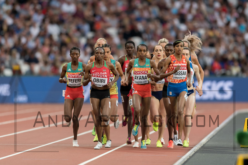 16th IAAF World Athletics Championships London 2017 - Day 10