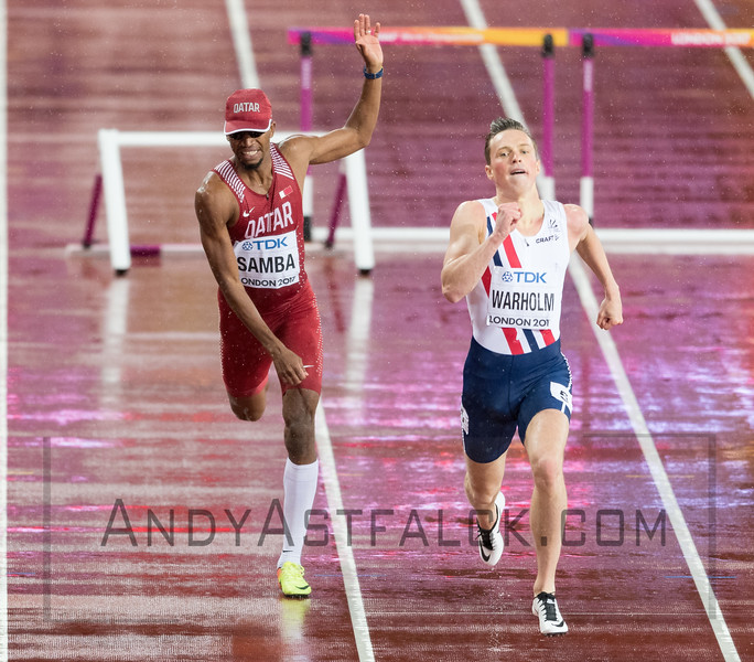 16th IAAF World Athletics Championships London 2017 - Day 6