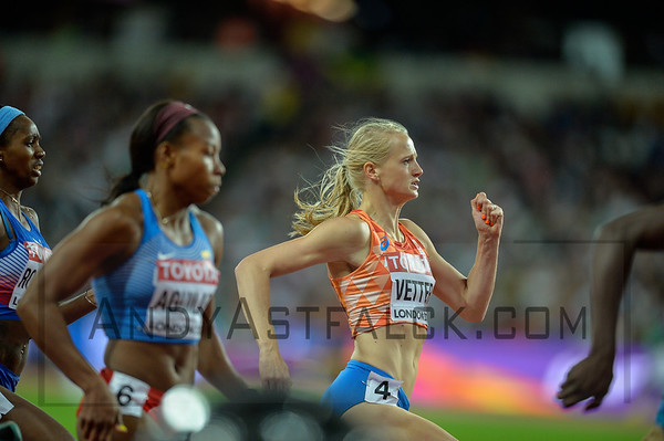 16th IAAF World Athletics Championships London 2017 - Session 3