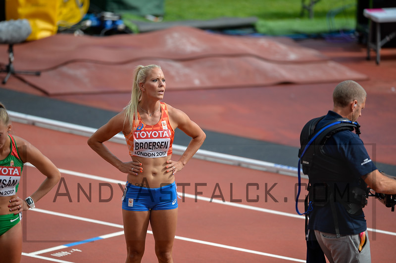16th IAAF World Athletics Championships London 2017 - Session 2