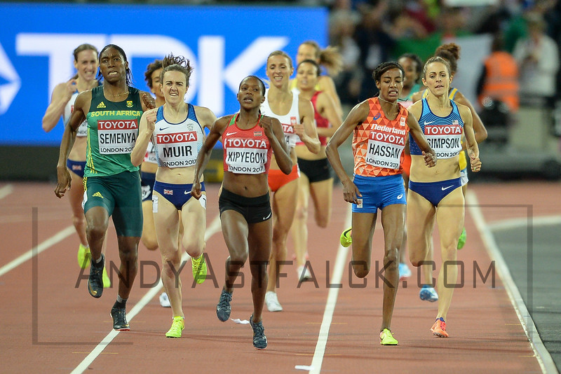 16th IAAF World Athletics Championships London 2017 - Session 6