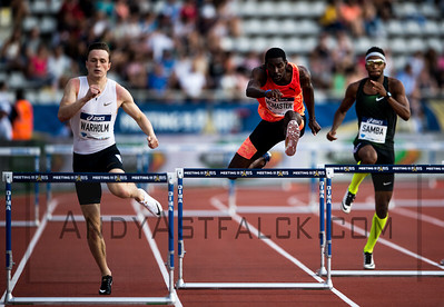 IAAF Diamond League - Meeting de Paris 2018