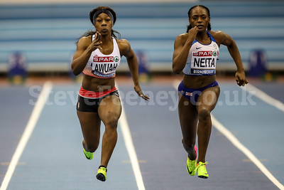 2018 Spar British Athletics Indoor Championships Day 1 Feb 17th