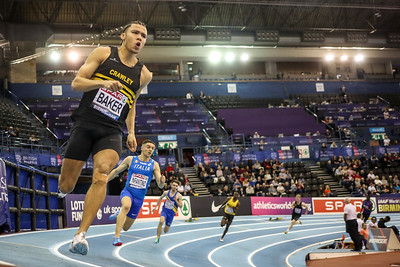 2018 Spar British Athletics Indoor Championships Day 2 Feb 18th
