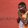 Liemarvin Bonevacia from the Netherlands during the 400m at the 23rd European Athletic Championships held in Amsterdam on the Thursday the 7th of July 2016