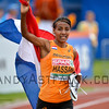 At the 23rd European Athletic Championships held in Amsterdam