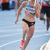 MELBOURNE, AUSTRALIA - FEBRUARY 09:  <br /> Keenan, MacKenzie from New Zealand running the mixed 4x400m Relay during Nitro Athletics at Lakeside Stadium on February 9, 2017 in Melbourne, Australia.