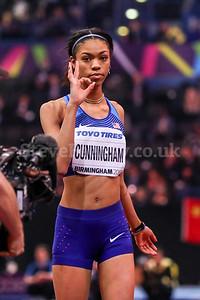 2018 IAAF World Indoor Championships Day 1 Mar 1st