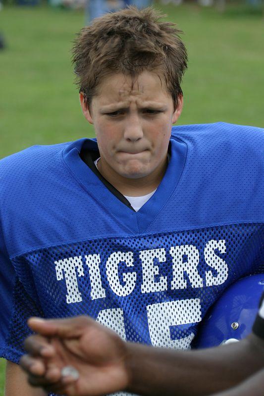 Blue Tigers vs. Gold Jaguars 8-21-04 c