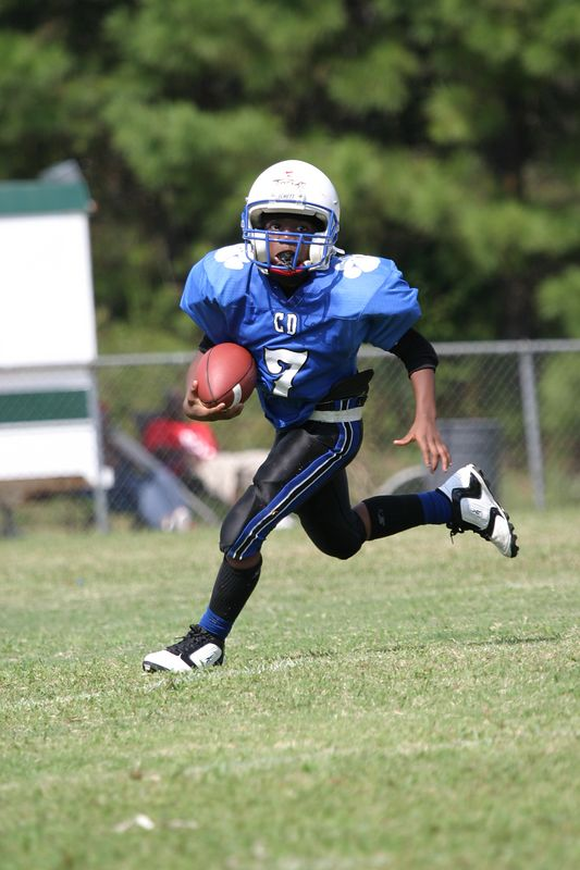 South Dekalb Saints vs. CDJ White 10U 9-11-04