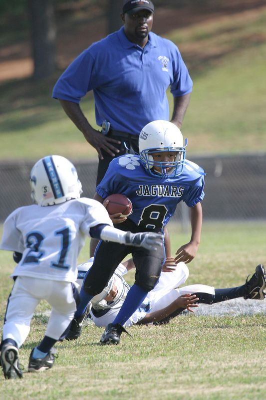 South Dekalb Saints(White) vs Central Dekalb Jaguars (Blue)6U