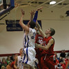Auburn Boys Basketball vs Roanoke Valley Christian - 2011 :