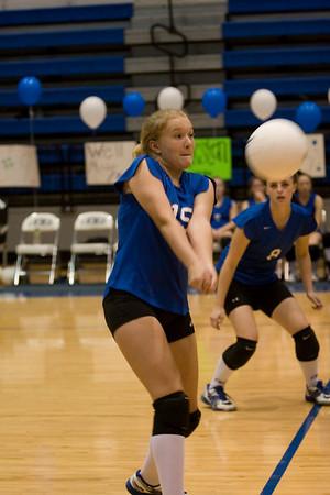 Auburn High School Volleyball