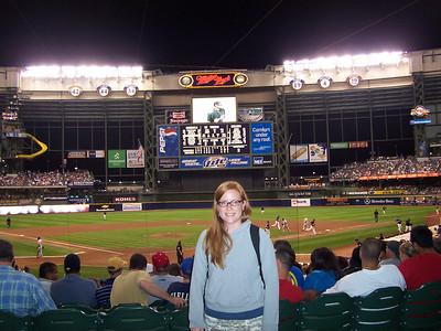 <b>Aug. '07: Brewers vs. Cardinals</b>