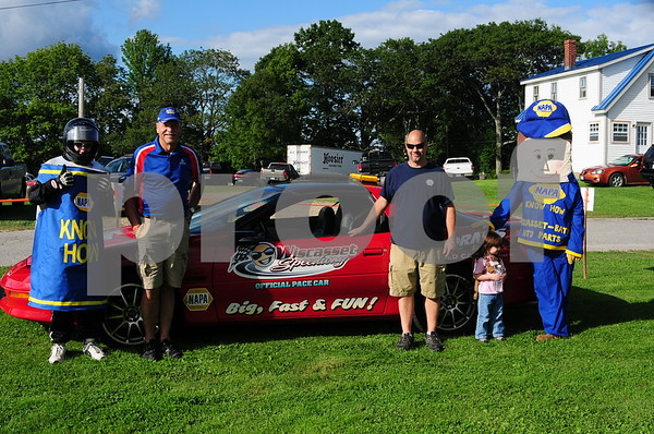 August 23, 2014 Victory Lane