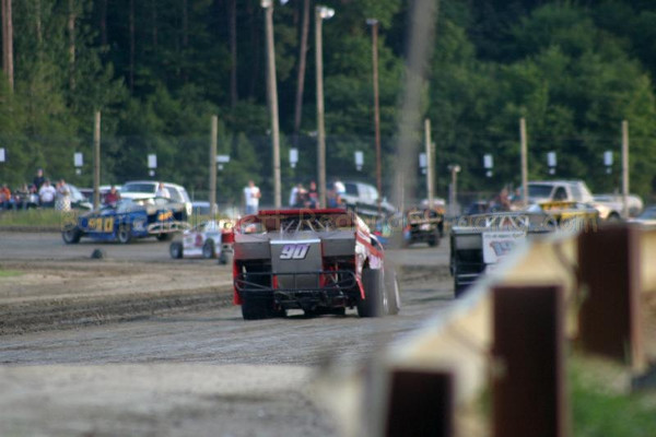 August 6, 2011 Redbud's Pit Shots Delaware International Speedway
