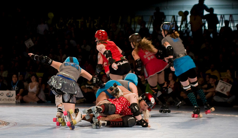 Heathers v. Betties, First Half