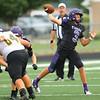 8-13-21<br /> Northwestern vs Pioneer football scrimmage <br /> <br /> Kelly Lafferty Gerber   Kokomo Tribune