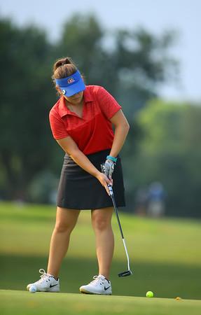 8-7-21<br /> Golf at American Legion<br /> Kokomo 1 Lizzy Lytle<br /> Kelly Lafferty Gerber | Kokomo Tribune