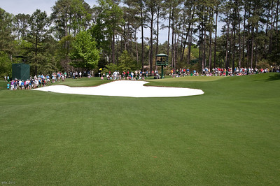 7th Hole@ Augusta National April 2010