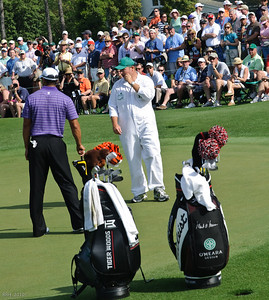 The Masters 2010-13