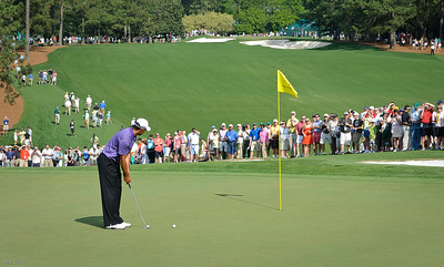 The Masters 2010-15