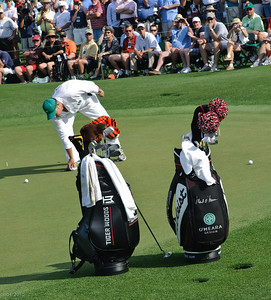 The Masters 2010-12