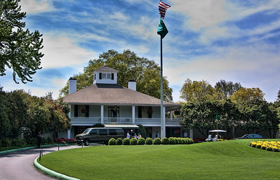 Clubhouse & Founder's Circle @ the Masters