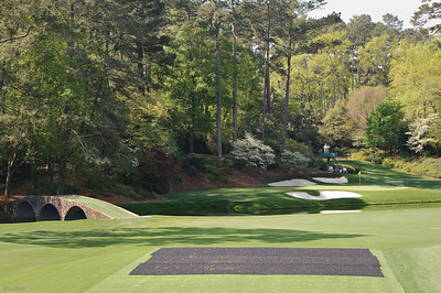 12th Hole @ The Masters April 2010