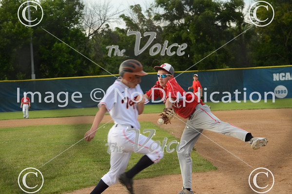 Aurora American Legion League 2015 playoffs 7-25-15