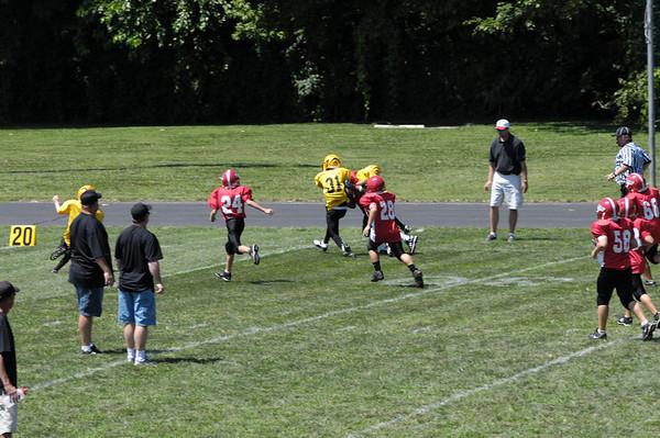 Austin Football 2008