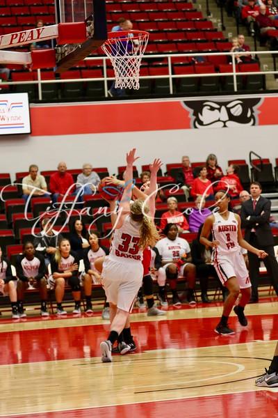 2016 APSU Womens Basketball - 67