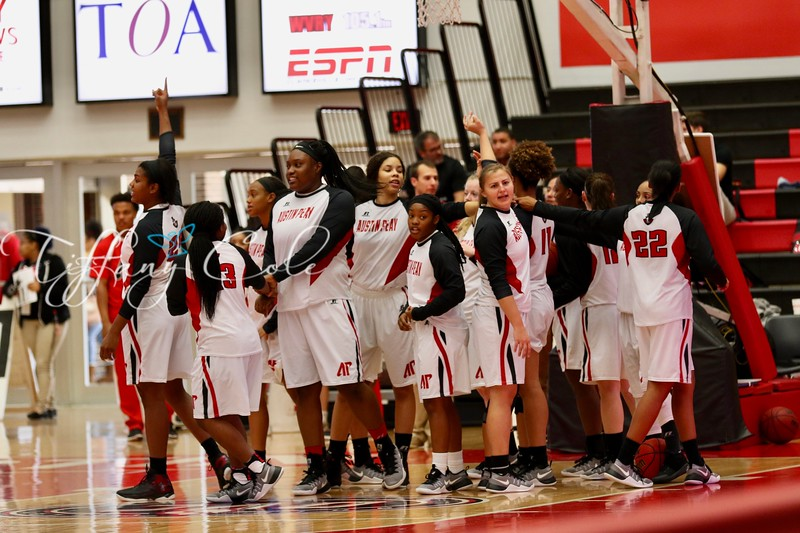 2016 APSU Womens Basketball - 1