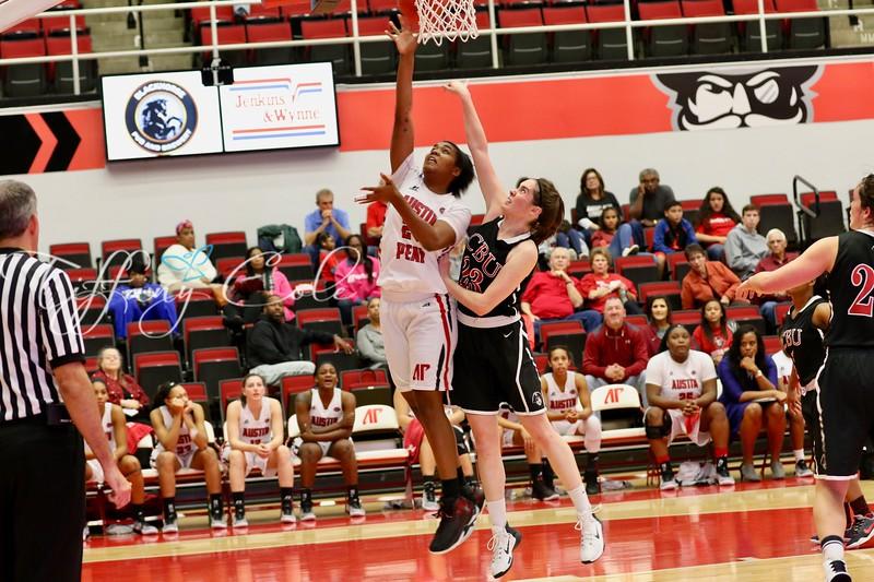 2016 APSU Womens Basketball - 76