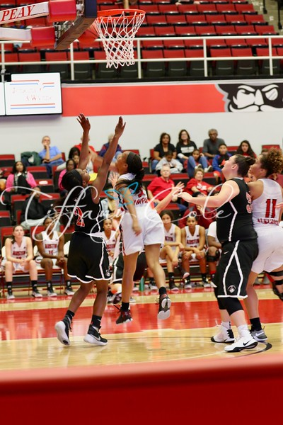 2016 APSU Womens Basketball - 82