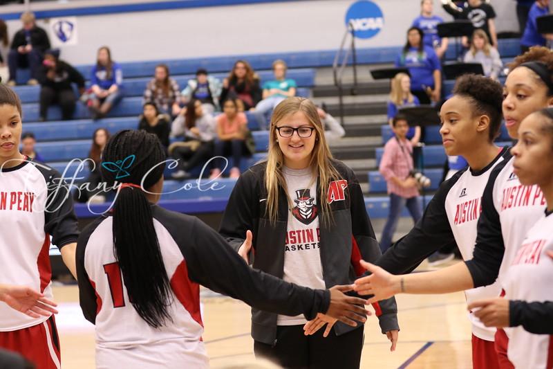 2016 APSU Womens Basketball - 20