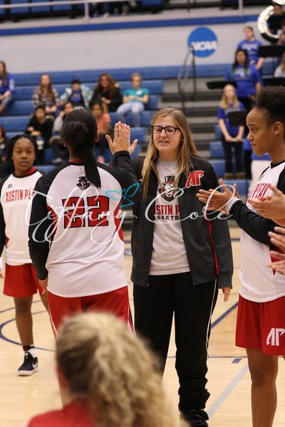 2016 APSU Womens Basketball - 22