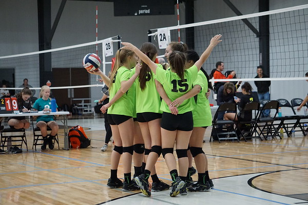 Austin Velocity Tourn Hill Country Sports Ctr. 2018