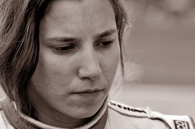 Simona de Silvestro, Barber Motorsports Park, 2011. © David Bundy