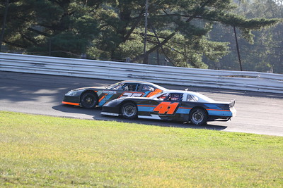 Francis Gross at Evergreen Raceway