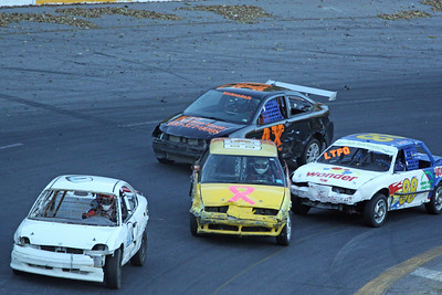 Mahoning Valley Speedway Small Car Enduro