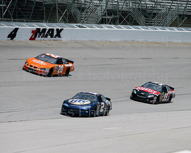 Three's A Crowd Atlanta Motor Speedway