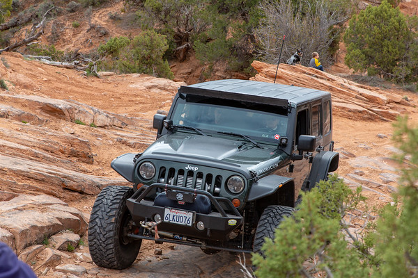 Easter Jeep Safari 2019